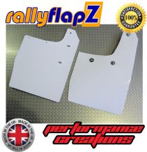 VW GOLF MK4 (1997-2004) WHITE MUDFLAPS